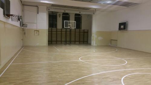 Colegiul Sfantul Sava Bucuresti (trasaje indoor)