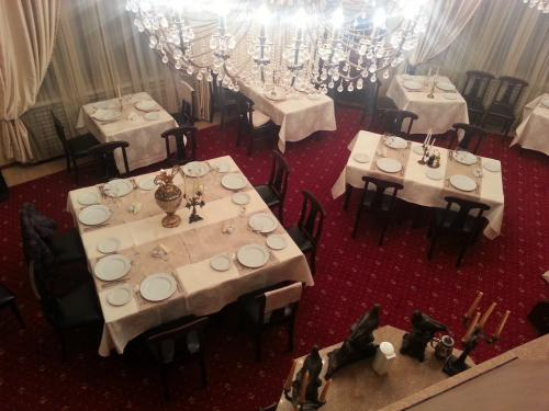 Restaurant Maison du Jour Fixe (mocheta si plinta)